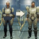 Craftable Armor Size Mod for Fallout 4