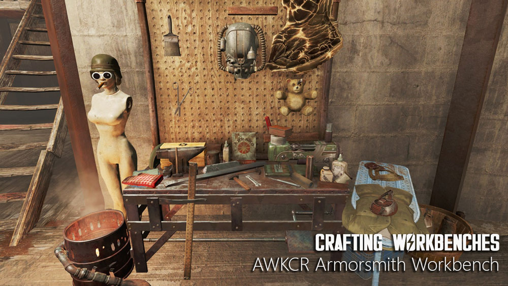 All Crafting Items Fallout