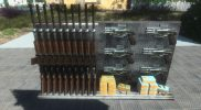 Filled Weapon Displays Mod