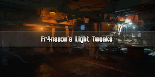 Fr4nsson's-Light-Tweaks