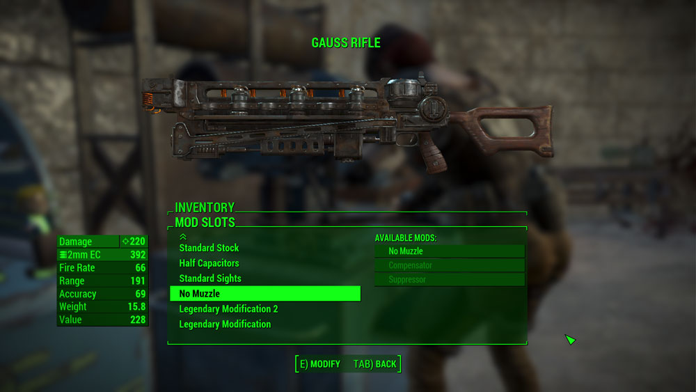 [Fallout 4 Mods] Legendary Modification