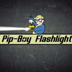 [Fallout 4 Mods] Pip-Boy Flashlight Mod