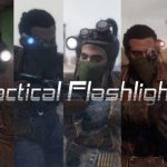 Tactical Flashlights Mod