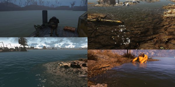 Water Enhancement Textures 2