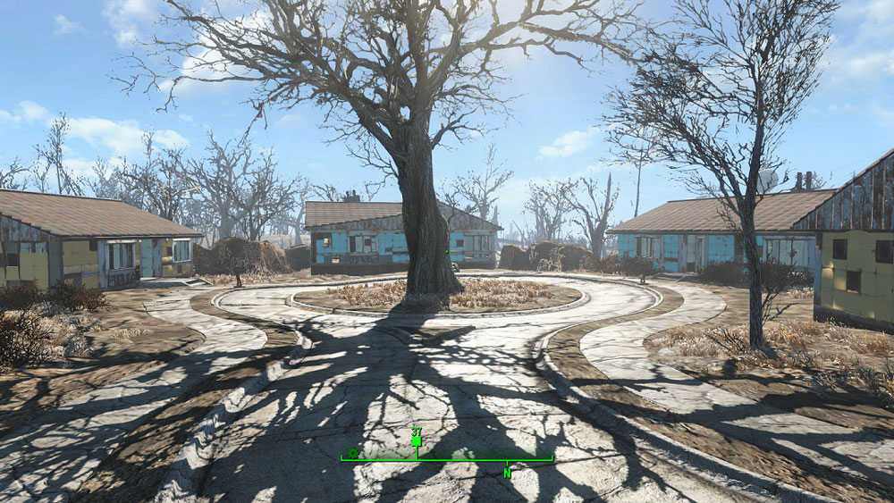 A Sanctuary Hills Overhaul