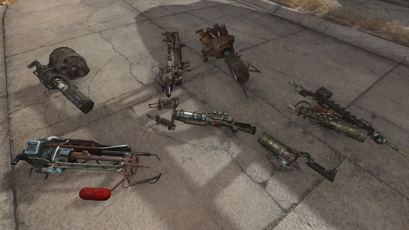 Any Mod Any Weapon for Fallout 4
