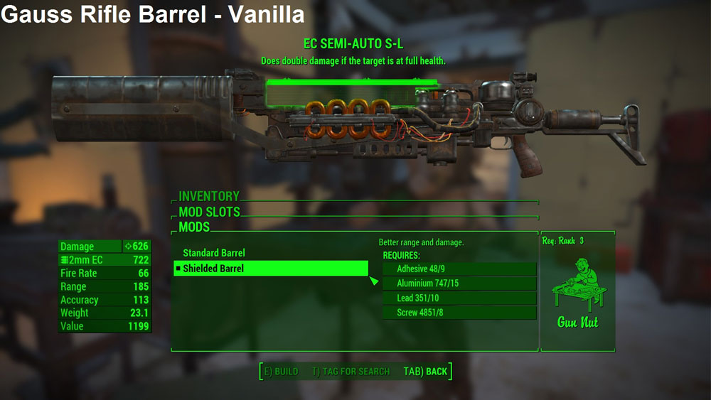 Better Mod Descriptions Mod for Fallout 4