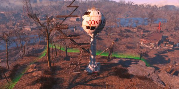 Concord Water Tower Settlement 2