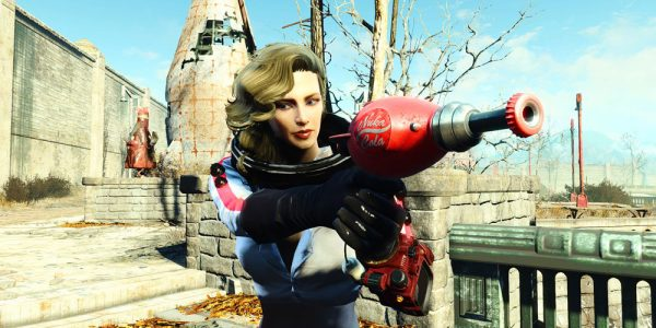 Functional Nuka Girl Rocket Suit 2