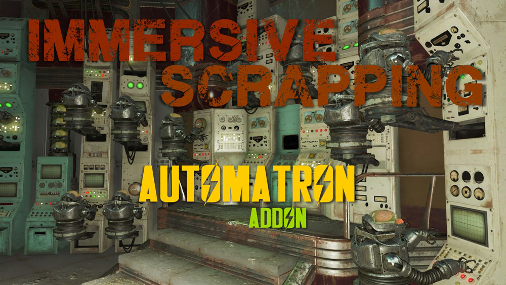 Immersive Scrapping – Automatron