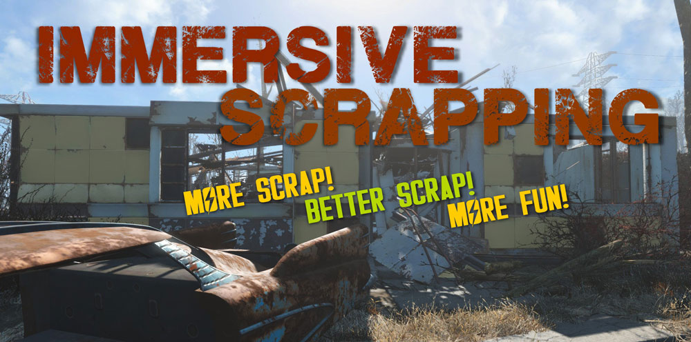 Immersive Scrapping