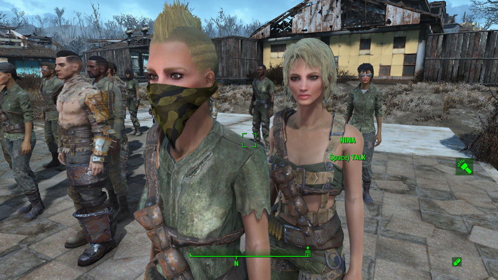 Name the Farmers at Fallout 4 Nexus - Mods and community