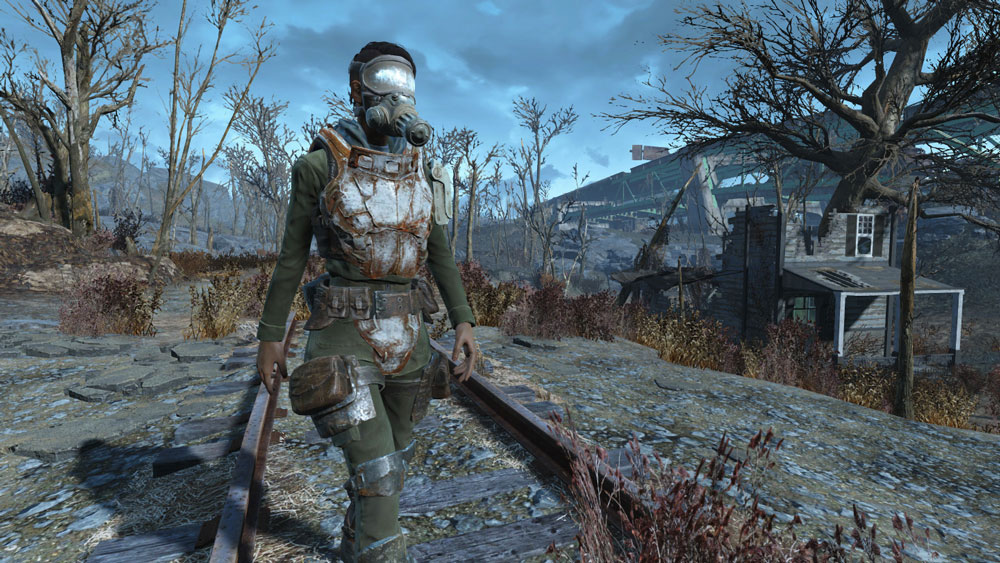 NPCs Travel Mod for Fallout 4