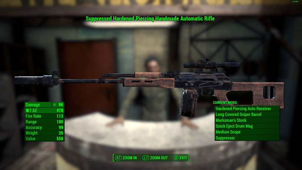 Nuka Raider Rifle In Commonwealth