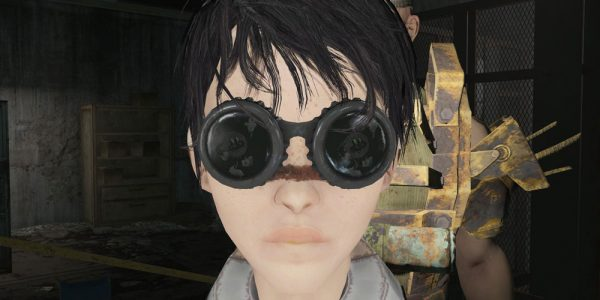 Cappy Glasses Black Retexture 2