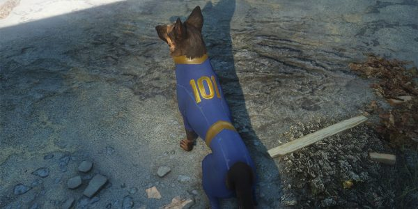Dogmeat's Vault Suits 2