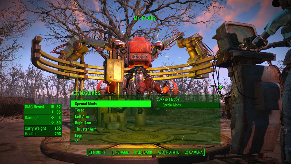Nuka World Bot Mods Extravaganza