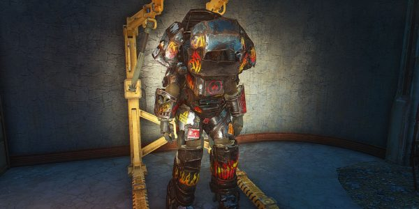 Nukaworld Raider Overboss Power Armor 2