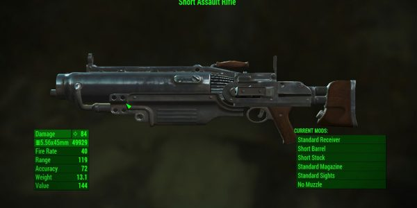 Vanilla Weapons Calibrated to Modern Firearms 2